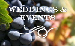 make wine for weddings and special events